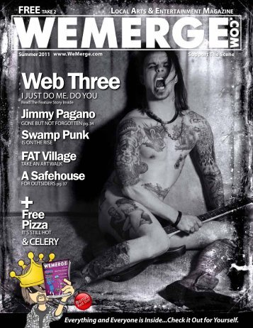Web Three - WeMerge Magazine