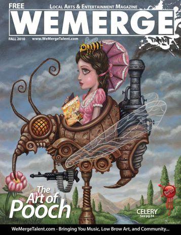 Art of - WeMerge Magazine