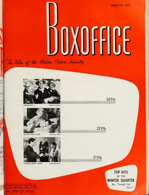 Boxoffice March191962