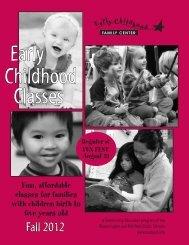 Fall 2012 - Community Services - Bloomington Public Schools