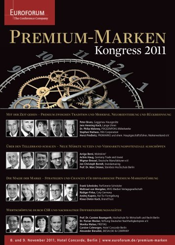 Premium-Marken - brainGuide