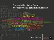 Studie - Biesalski & Company
