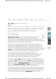 1205_Styleranking_Millward Brown_Artikel - Biesalski & Company