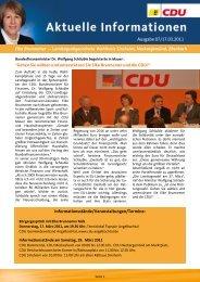 Ausgabe 07/2011 als PDF-Dokument - Elke Brunnemer