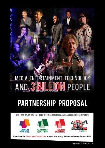 Partnership Proposal - ALLTHATMATTERS