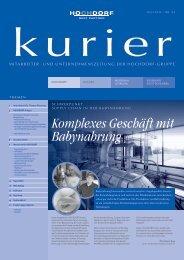Kurier Nr. 94 - Hochdorf