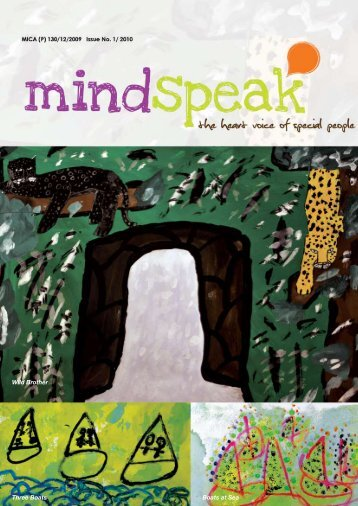 Issue No: 1/2010 - MINDS