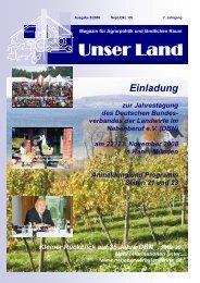 Download - Deutscher Bundesverband der Landwirte im ...