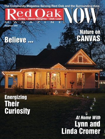 Believe ... CANVAS Their Curiosity Lynn and ... - Now Magazines