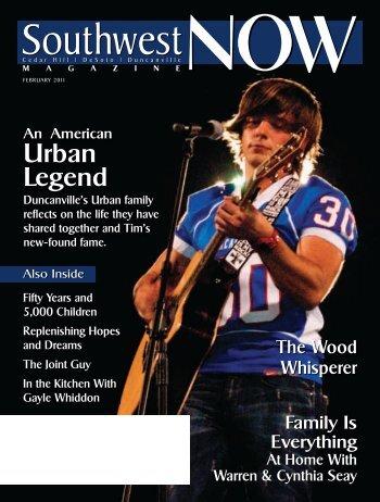 Urban Legend - Now Magazines