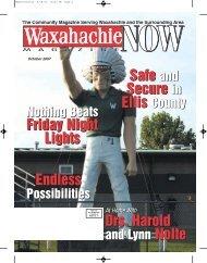 October 2007 - Now Magazines