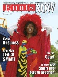 November 2009 - Now Magazines