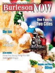 The Community Magazine Serving Burleson - Now Magazines