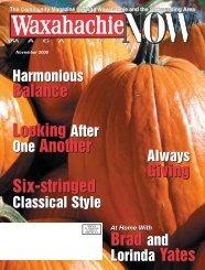 November 2008 - Now Magazines