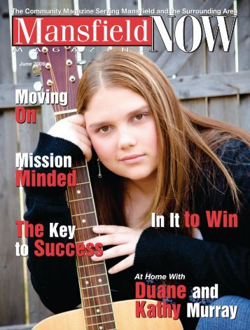 The Key to Success The Key to Success Duane ... - Now Magazines