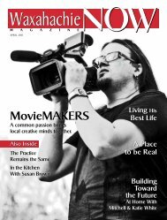April 2011 - Now Magazines