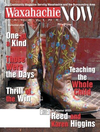 Reed and Karen Higgins Reed and Karen Higgins ... - Now Magazines