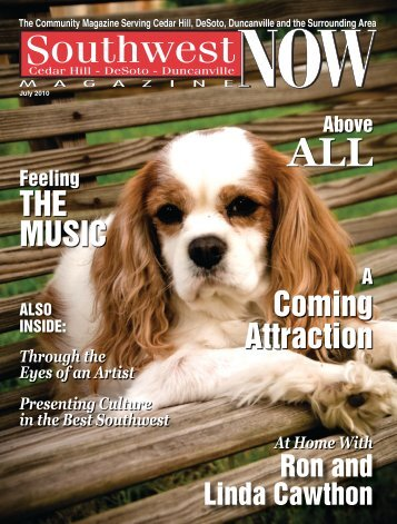 Front cover ALL - Now Magazines