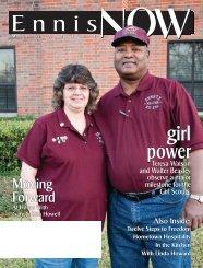 power girl - Now Magazines