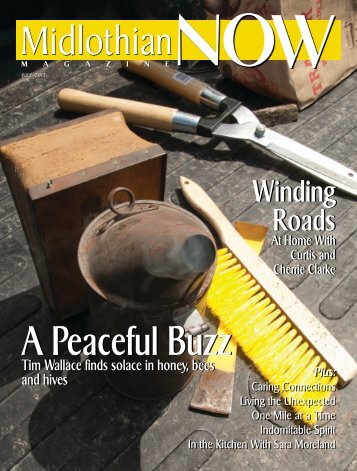 A Peaceful Buzz - Now Magazines