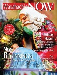 Beginnings - Now Magazines