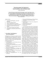 Zusammenarbeit mit Agenturen - ah kommunikation | Agentur für ...