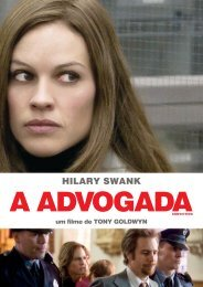 HIlARy SwAnK - Cinema 2000