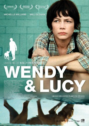 a film by KELLY REICHARDT WENDY & LUCY - Alambique Filmes