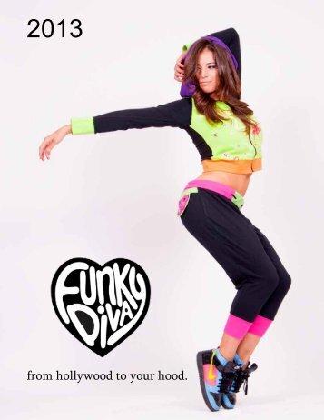 10 free magazines from funkydiva net for Funky diva