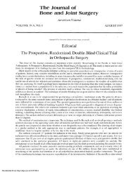 The Prospective, Randomized, Double-Blind Clinical Trial in ...
