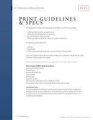 Downloadable Production Specs and Submission Guidelines (PDF)