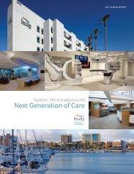 11 Annual Report - the Hoag Hospital Foundation