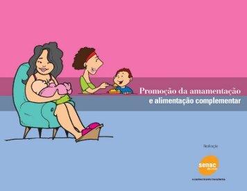 Programa SENAC de Promoção da Amamentação - IBFAN Brasil