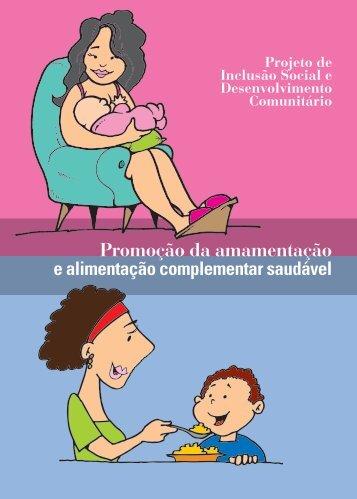 Promoção da amamentação e alimentação ... - IBFAN Brasil