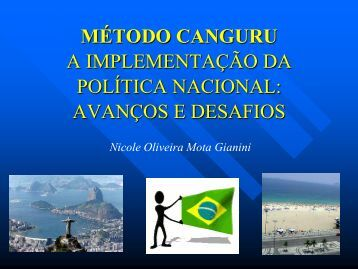Metodo canguru implementacao da politica nacional ... - IBFAN Brasil