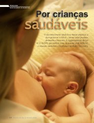 Saiu na revista do IDEC: Por crianças saudáveis... - IBFAN Brasil