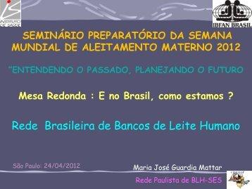 Banco de Leite Humano - IBFAN Brasil