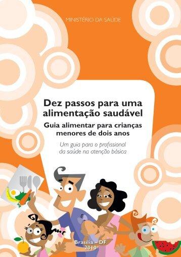 Guia Alimentar para Menores de 2 anos - IBFAN Brasil