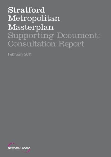 Consultation Report - Newham