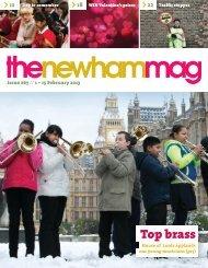 Newham Mag Issue 267 (PDF)