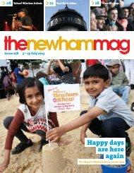 Newham Mag Issue 278 (PDF)