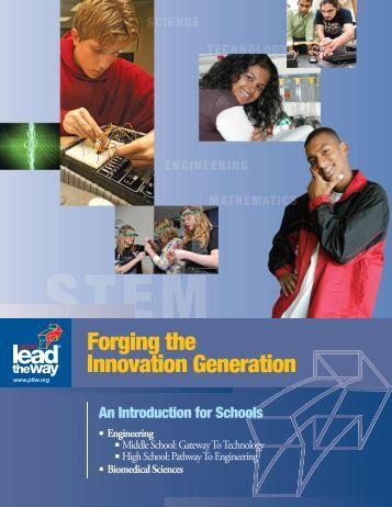 Project Lead the Way Brochure - Badger High School