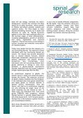 Epigenetics and Stress - Australian Spinal Research Foundation - Page 3