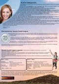 Register for both events at the same time - Australian Spinal ... - Page 2