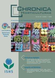 chroni nr. 1 06 - Acta Horticulturae