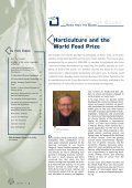 Horticultural Science News - Acta Horticulturae - Page 2
