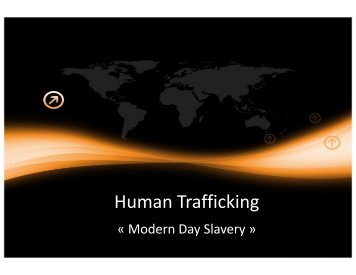 Human Trafficking - Division of Family and Children Services