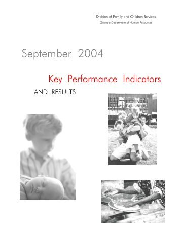 September 2004 - Department of Human Services