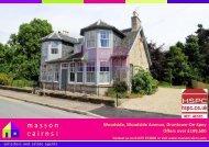 Woodside, Woodside Avenue, Grantown-On-Spey Offers in ... - HSPC