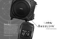 BassLink OM - Alarm Service